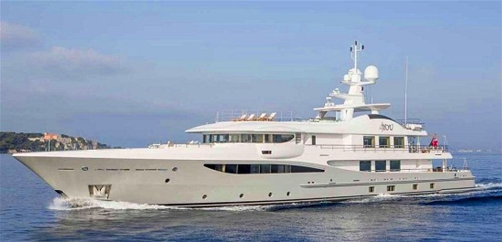 Luxury superyacht for charter Caribbean