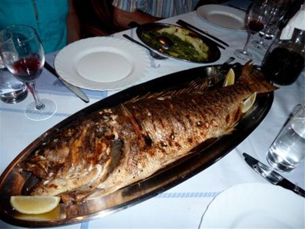 Yacht charter in Croatia - Food