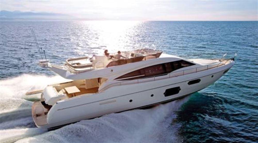 Luxury crewed motor yacht charter croatia oceanblue for Motor yacht charter croatia