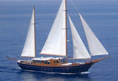 5 star Gulet for charter in Greece