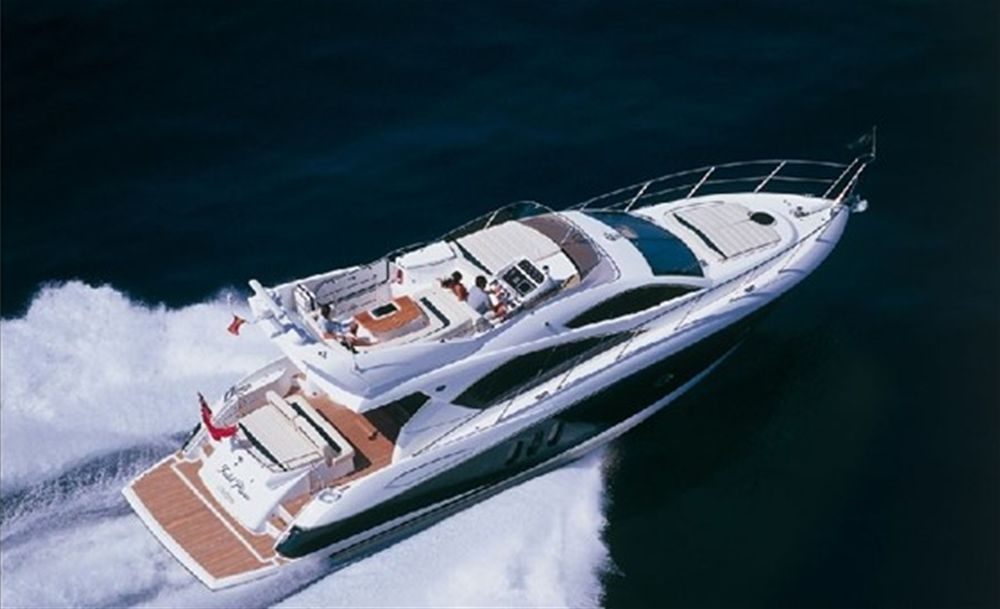 sunseeker Manhattan for charter with Skipper in Croatia