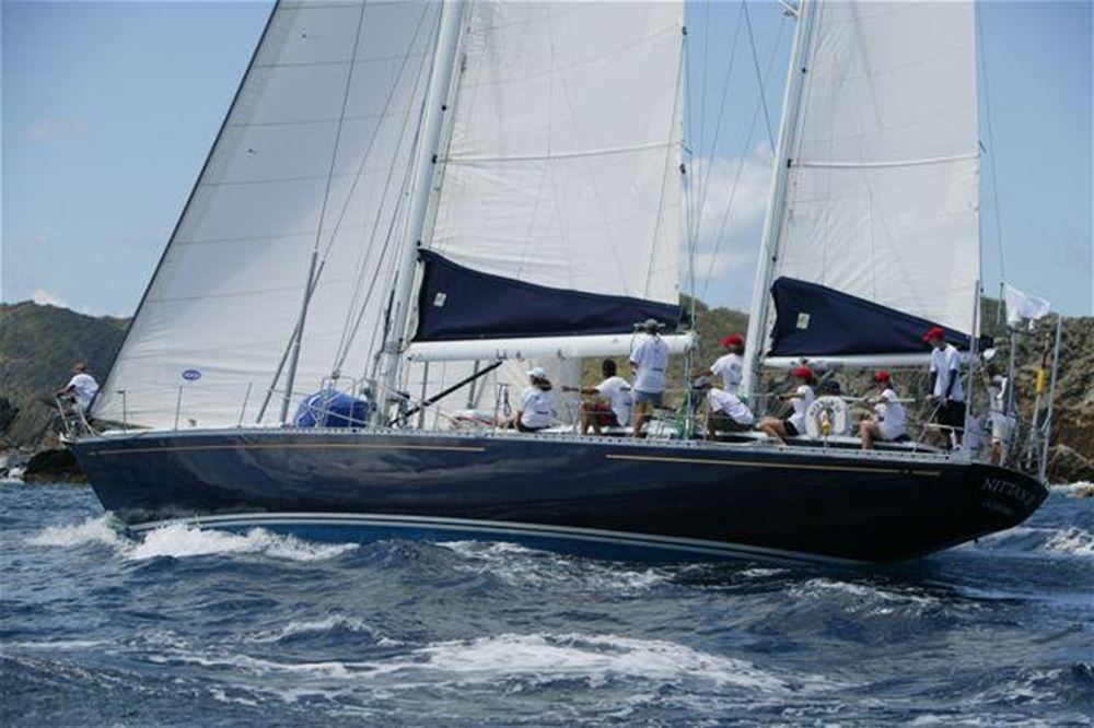 Classic Swan 65, Crewed sailboat for rent Balearics