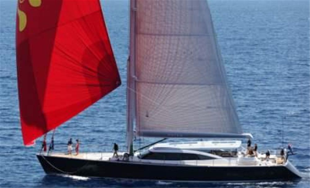 Superb 95ft Sailing yacht for luxury charter in the Eastern Mediterranean, Turkey, Greece & Croatia