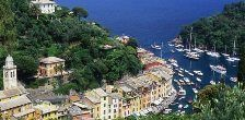 Luxury charter yachts in Portofino