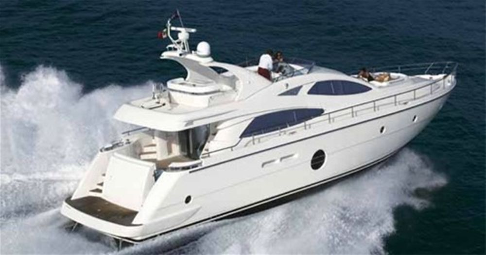 Crewed Luxury Motor Yacht for Charter in Greece