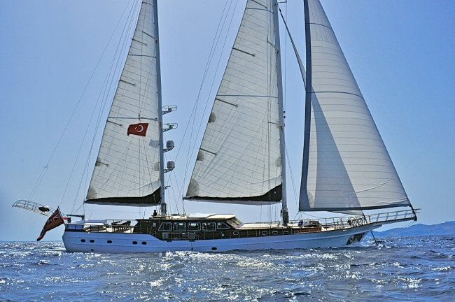 Gulet charter in Turkey, Greece & Croatia