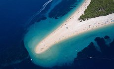 Brac island, worth visiting on you yacht charter holiday