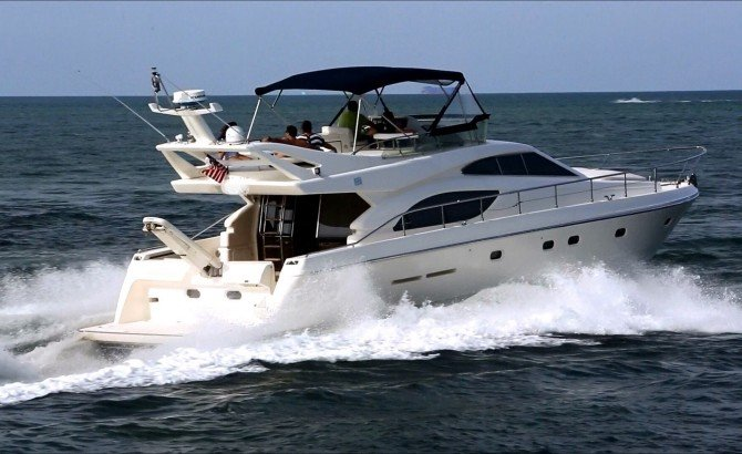 entry level quality motor yacht with skipper in Croatia