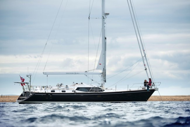 Skippered or fully crewed Sailing yacht for charter in Sardinia