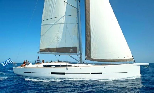 Skipered yacht charter for 6 guests Greece