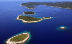 Visit Mljet during you your crewed charter form Montenegro to Croatia