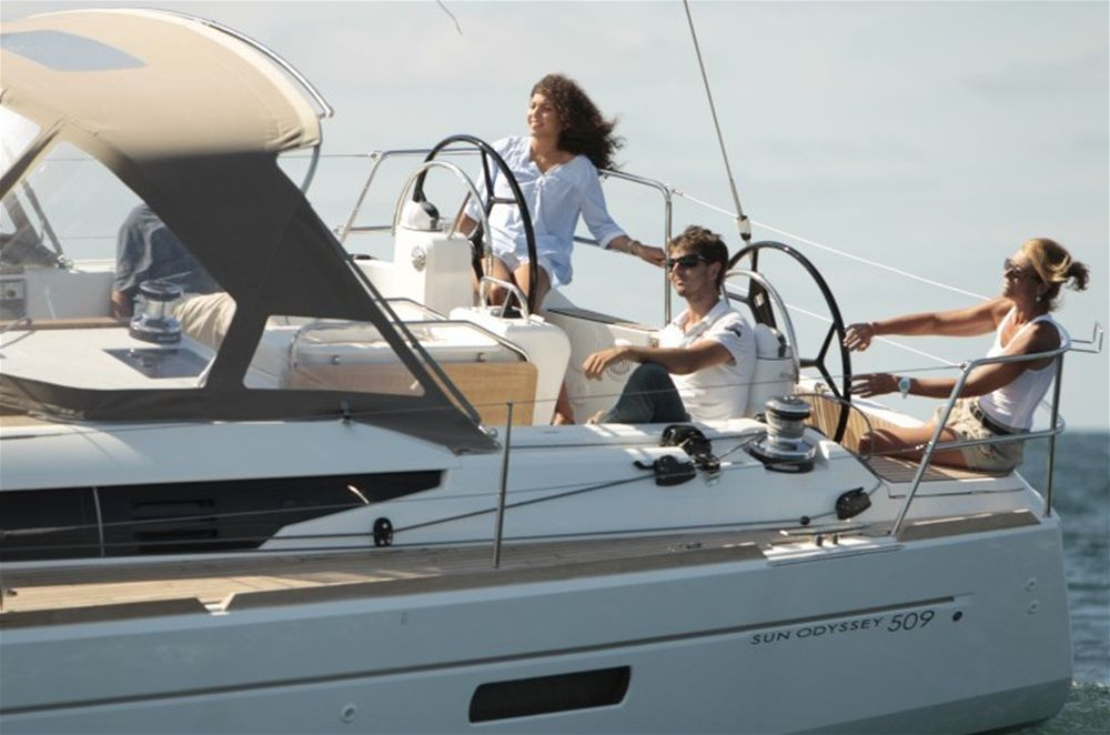 Bareboat saolboat rental in Turkey with OceanBLUE Yachts