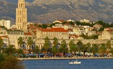 Split - many crewed yacht charters start & end here