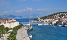 Ancient town of Trogir, a must see on your sailing holiday