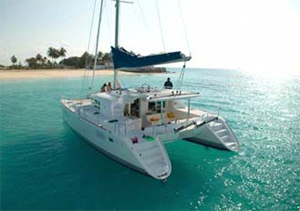 Lagoon 440 Catamarans for charter, with or without skipper